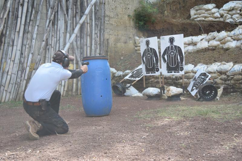 מטווח - ירי מעשי 16+
